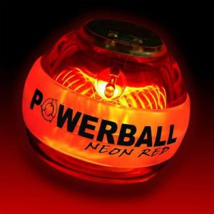 Powerball Neon Pro Red Diody + Licznik